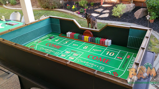 craps table gaming