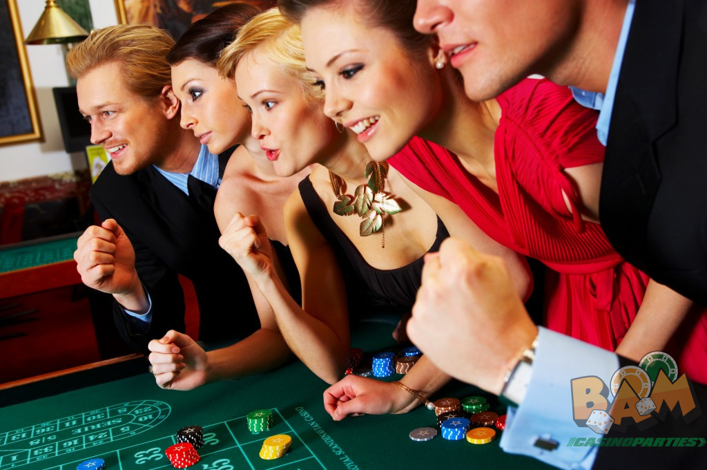 Texas Hold 'Em Poker Party hosting at home